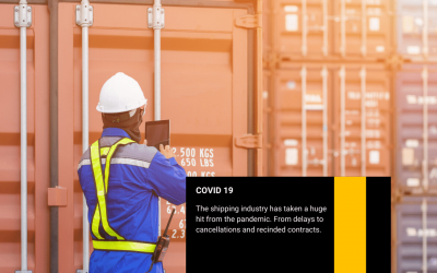 Impacts of COVID 19 on Shipping