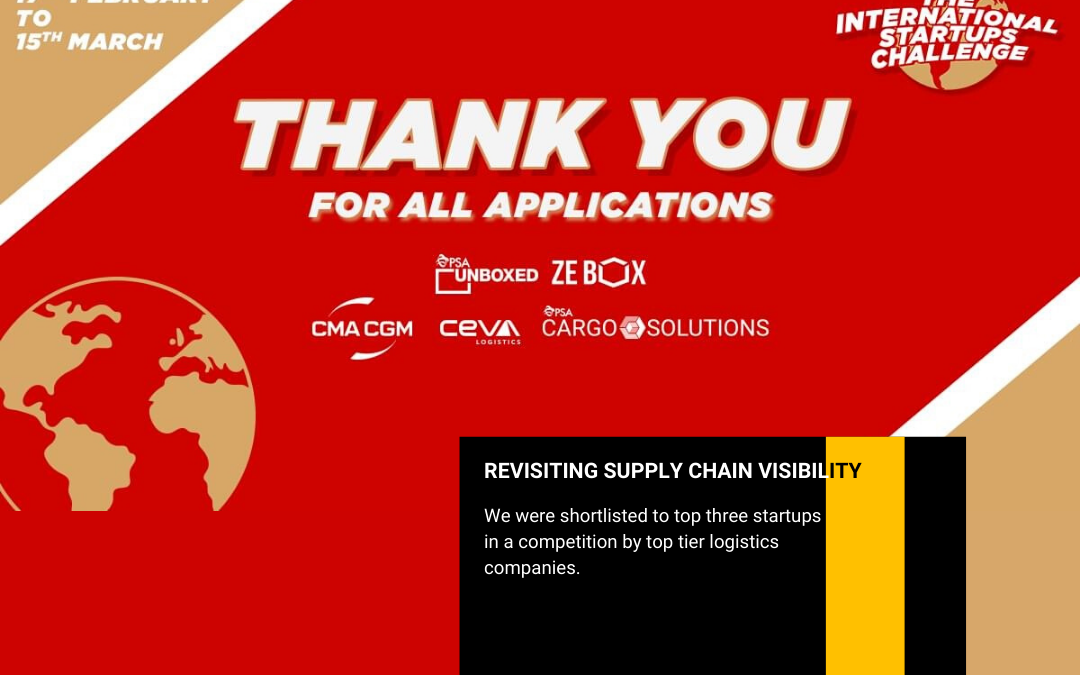 Rethinking Supply Chain Visibility Challenge
