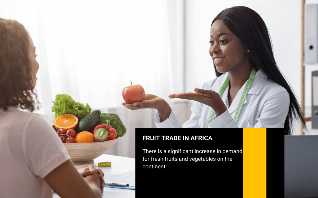 Fruit Trade in Africa