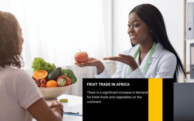 Fruit Trade in Africa